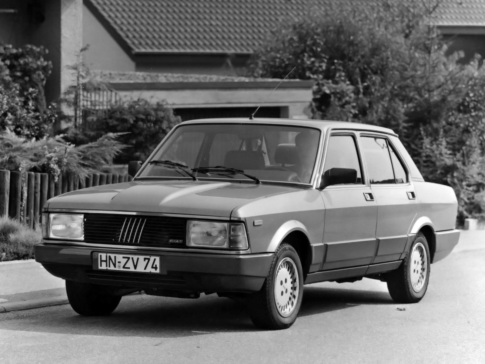 fiat argenta 1984