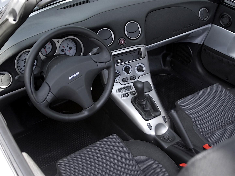 500 Down Cars >> FIAT Barchetta specs & photos - 2003, 2004, 2005 ...