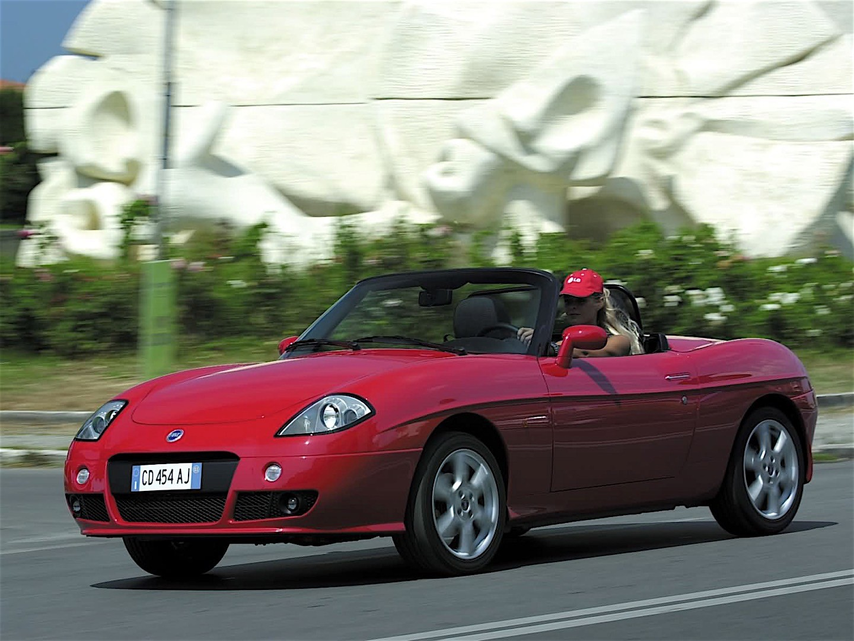 fiat barchetta 2003 2004 2005 autoevolution