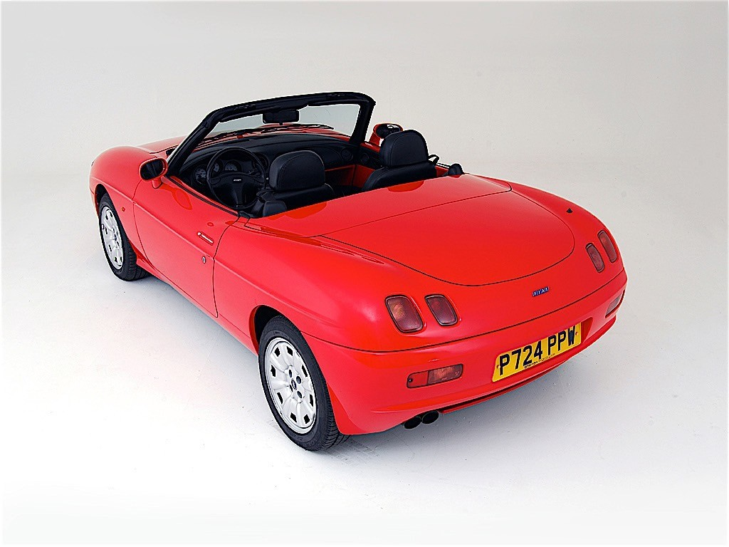 Fiat Barchetta Specs Amp Photos 1995 1996 1997 1998