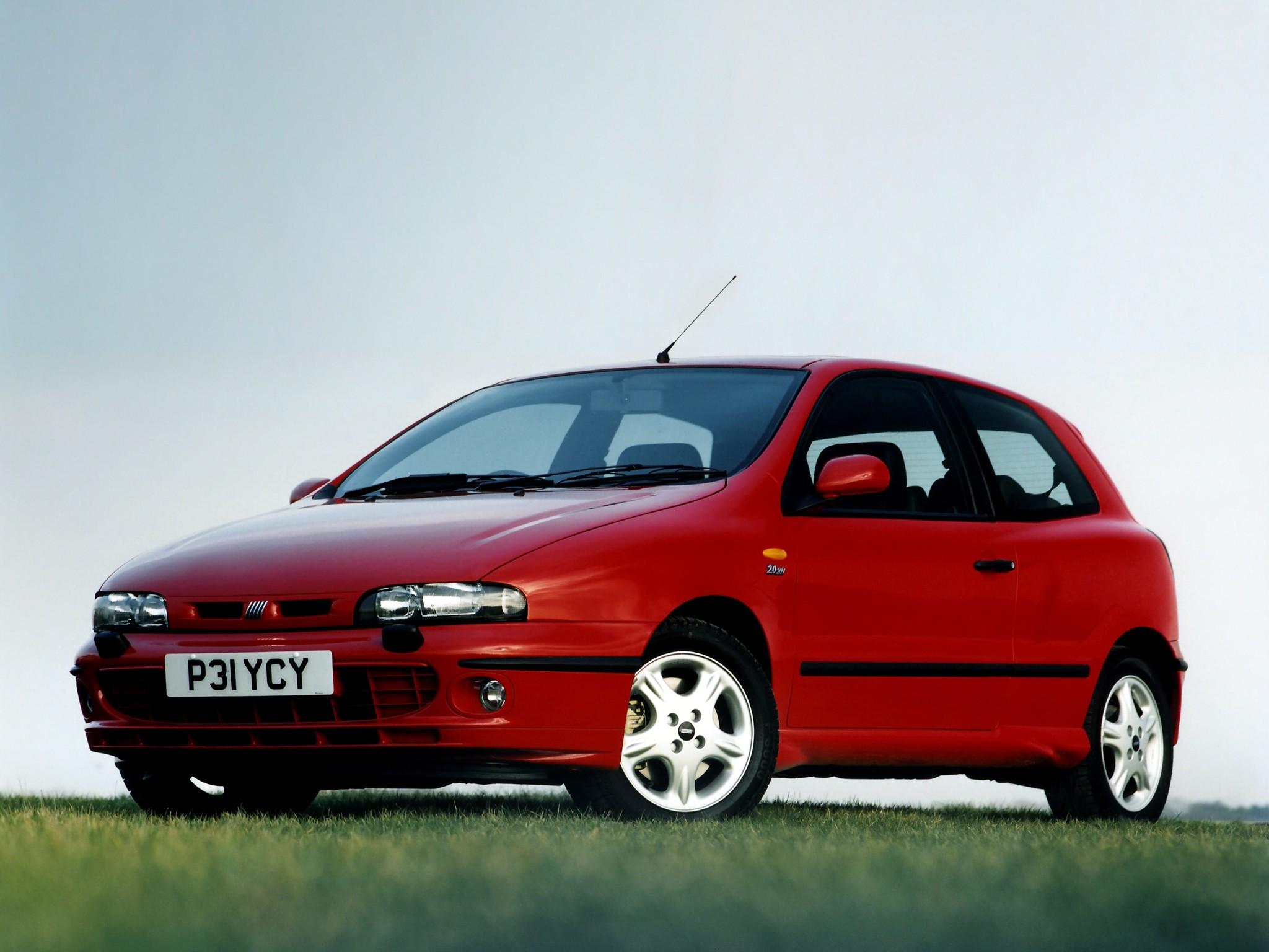 FIAT Bravo - 1995, 1996, 1997, 1998, 1999, 2000, 2001 ...