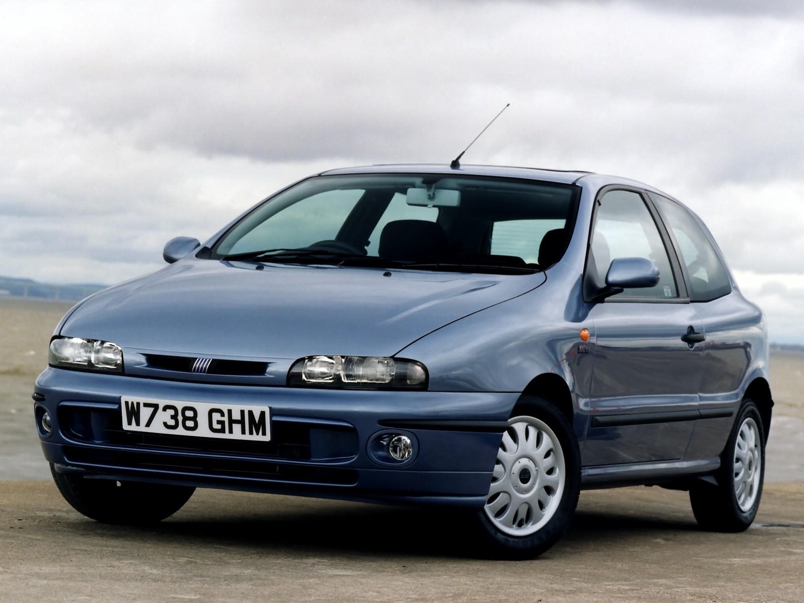 Fiat Bravo 1995 1996 1997 1998 1999 2000 2001