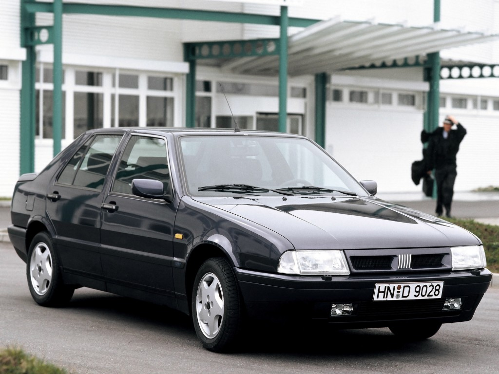 ... FIAT Croma (1986 - 1991) ...