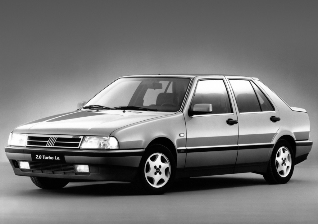 FIAT Croma specs & photos - 1986, 1987, 1988, 1989, 1990, 1991 - autoevolution