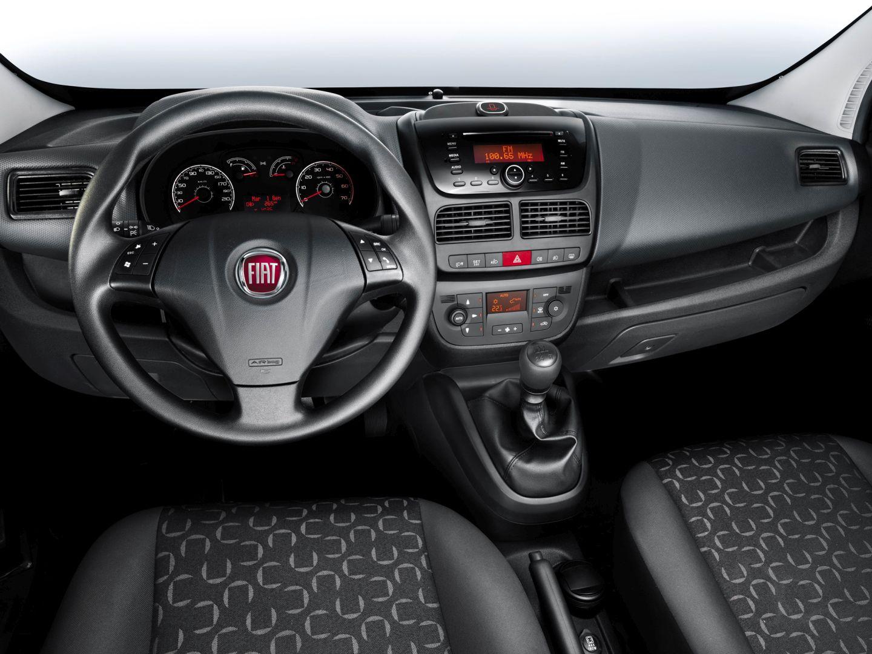 Fiat Doblo 2010 2011 2012 2013 2014 2015 2016