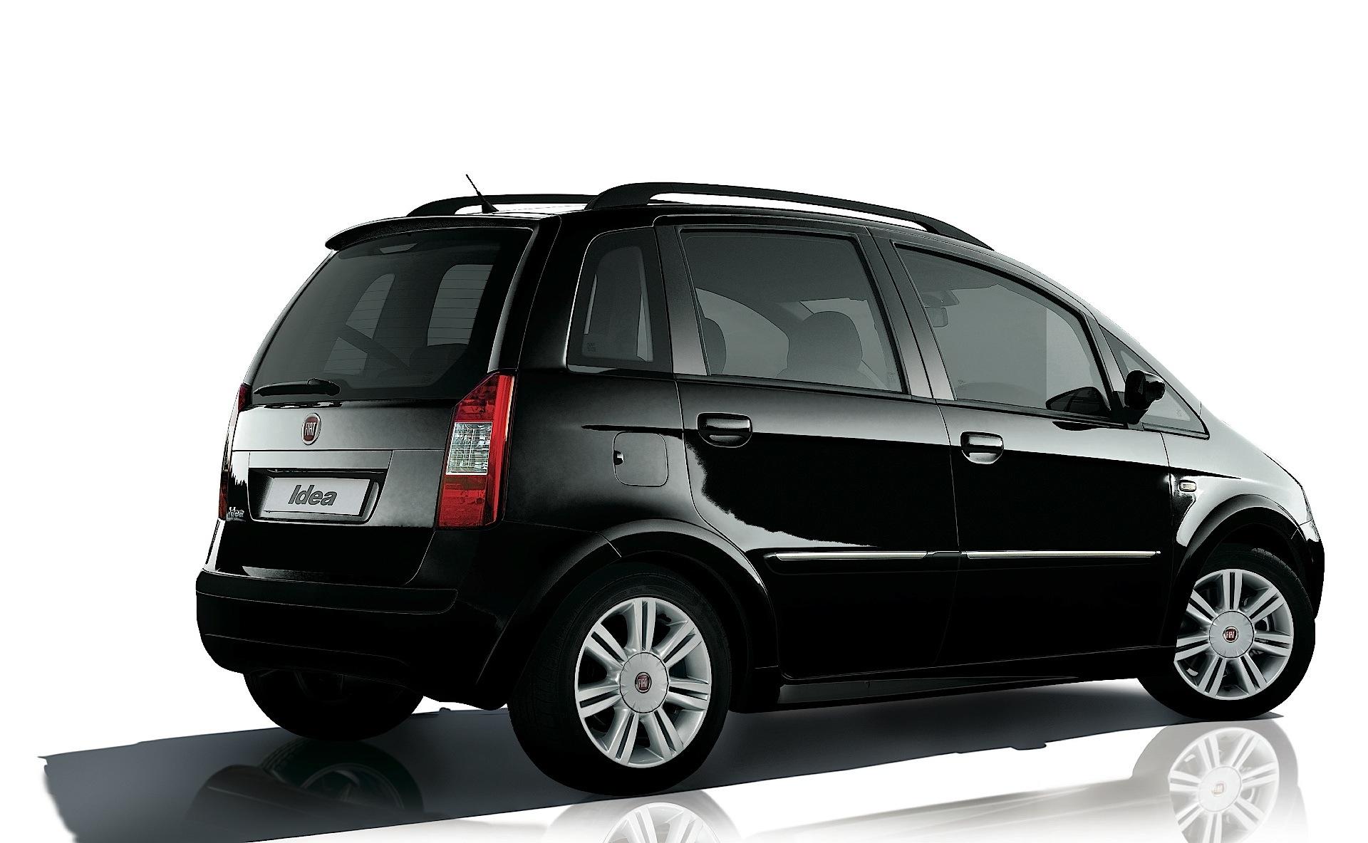FIAT Idea specs & photos - 2010, 2011, 2012, 2013, 2014 ...