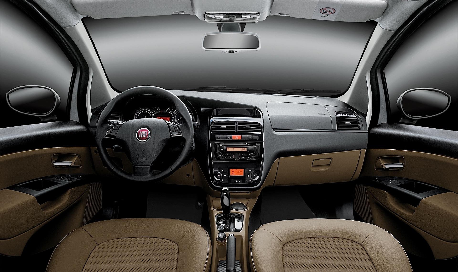 FIAT Linea - 2006, 2007, 2008, 2009, 2010, 2011, 2012 ...