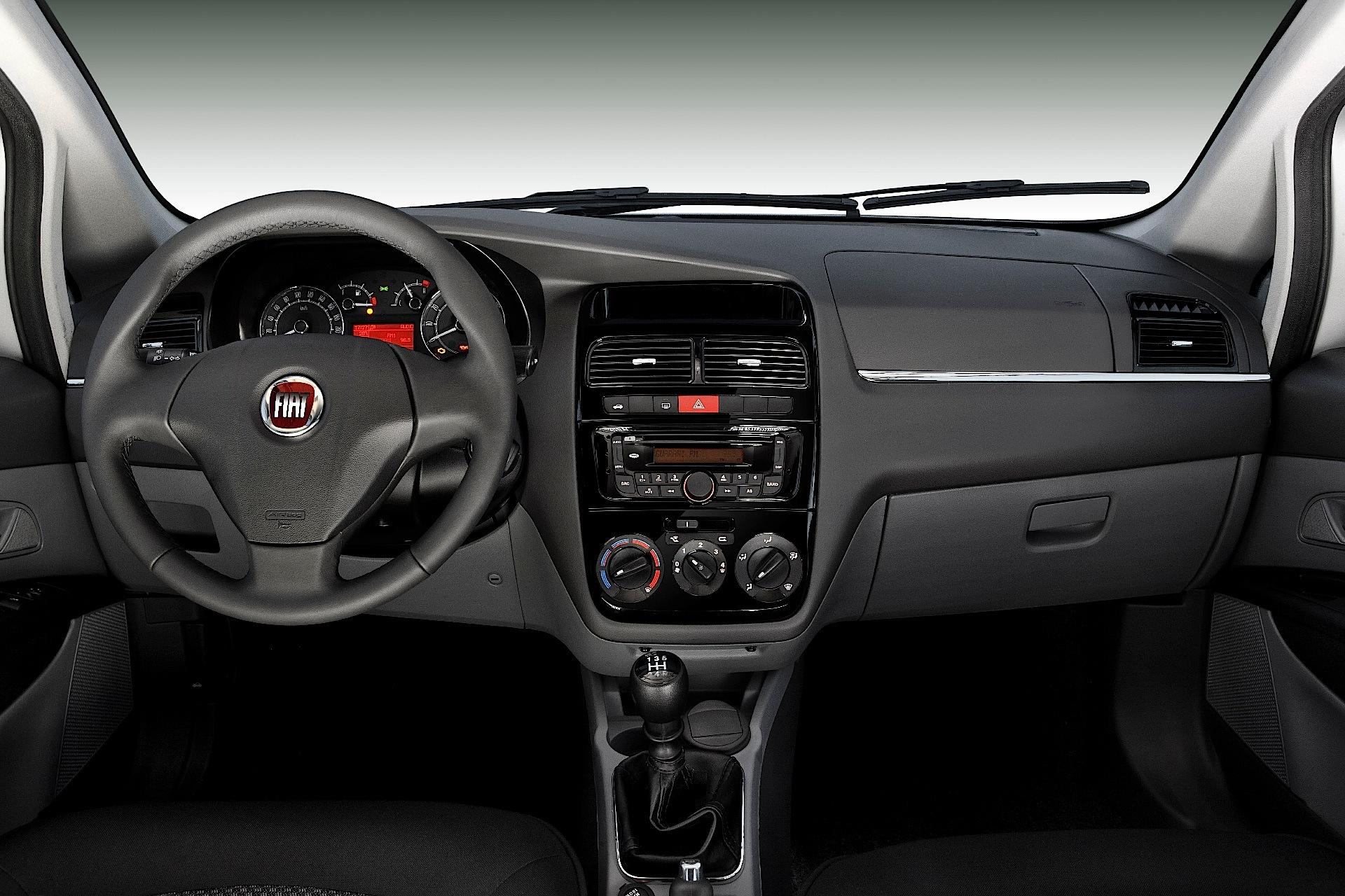 Fiat Linea on Range Rover Engine