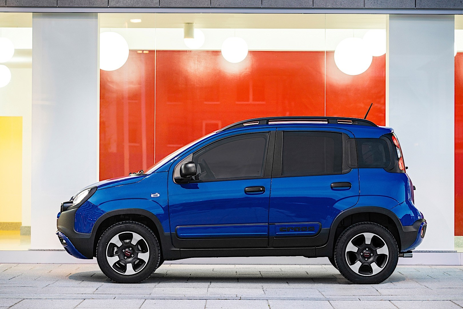 FIAT Panda City Cross specs - 2017, 2018 - autoevolution