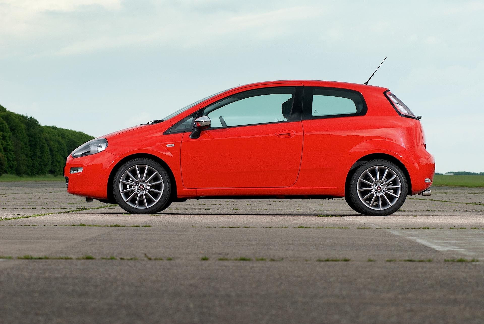 Fiat Punto 3 Doors Specs Photos 2012 2013 2014 2015 2016 2017 2018 Autoevolution