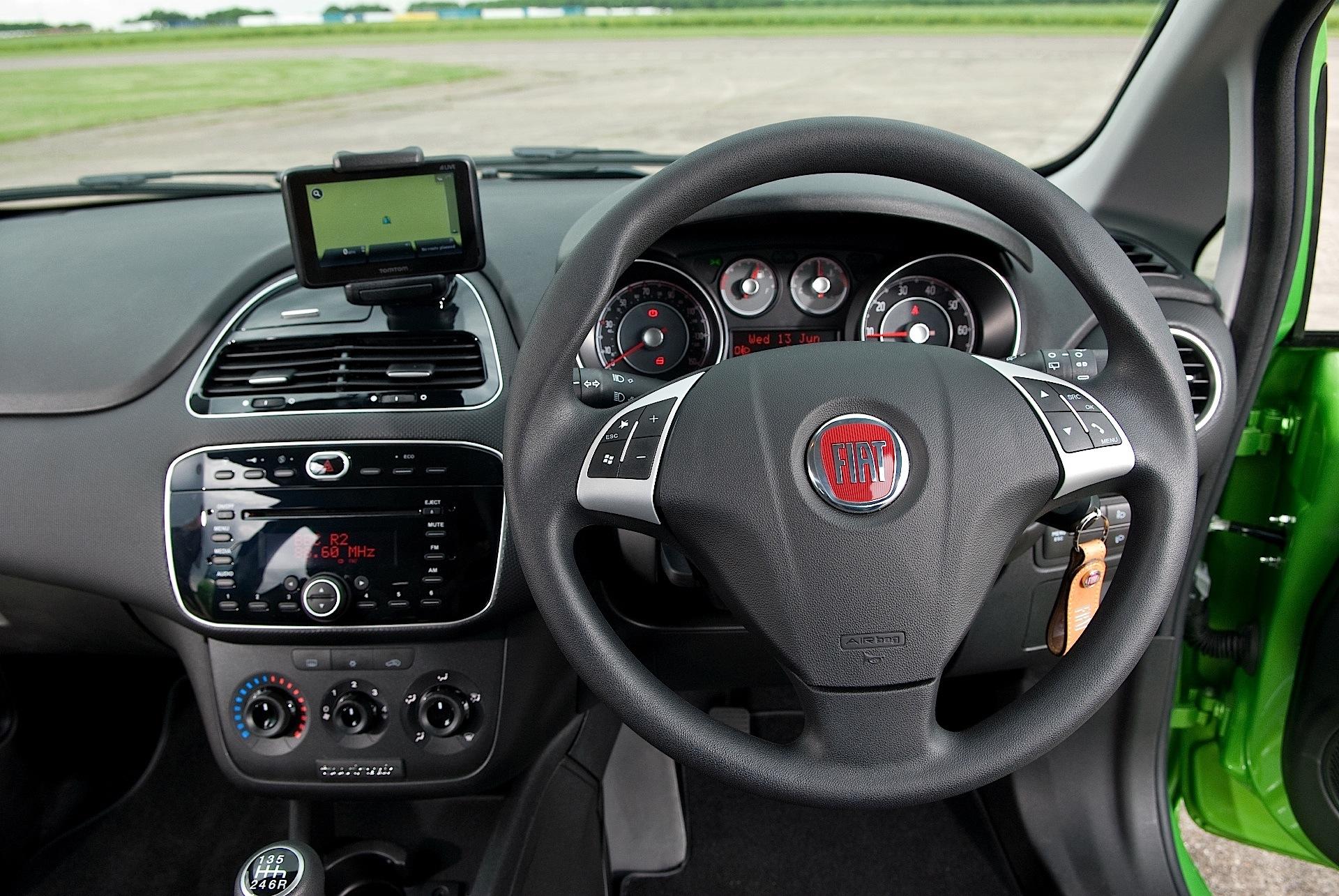Fiat Punto 3 Doors Specs 2012 2013 2014 2015 2016