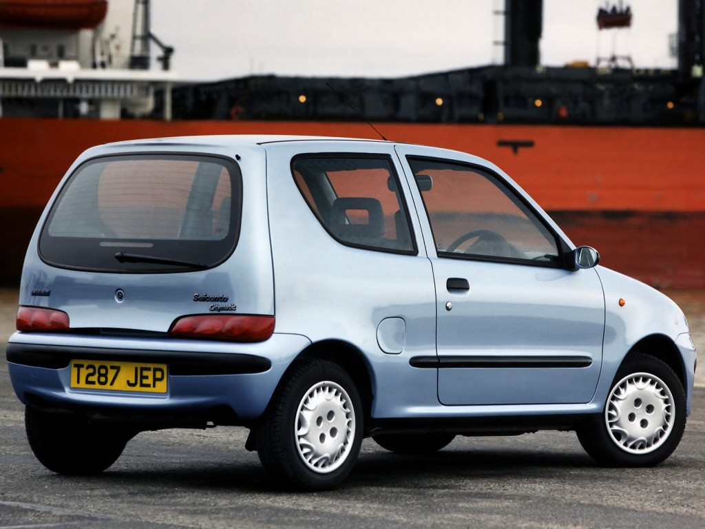 ... FIAT Seicento (1998 - 2001) ...