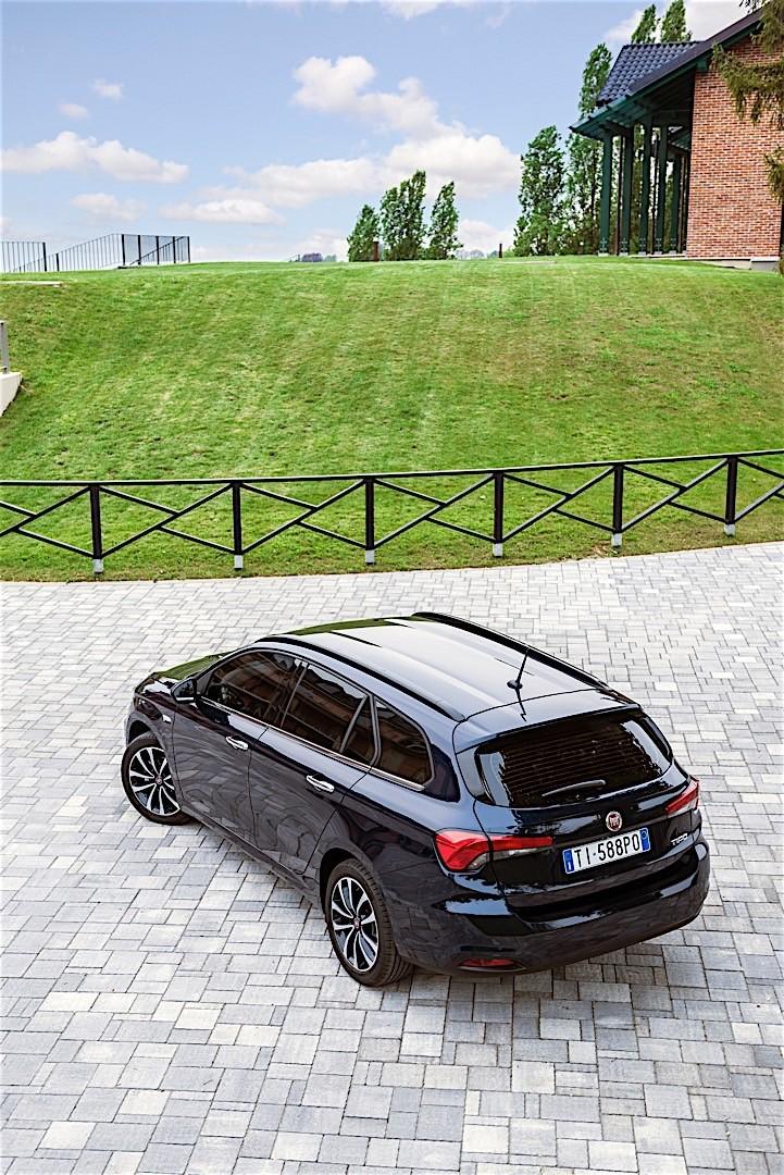 FIAT Tipo Station Wagon specs & photos - 2016, 2017, 2018 ...
