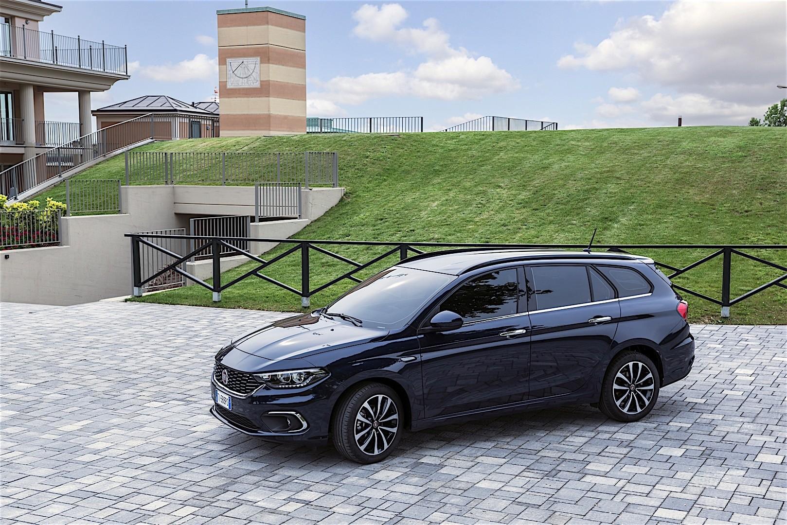 FIAT Tipo Station Wagon specs - 2016, 2017 - autoevolution