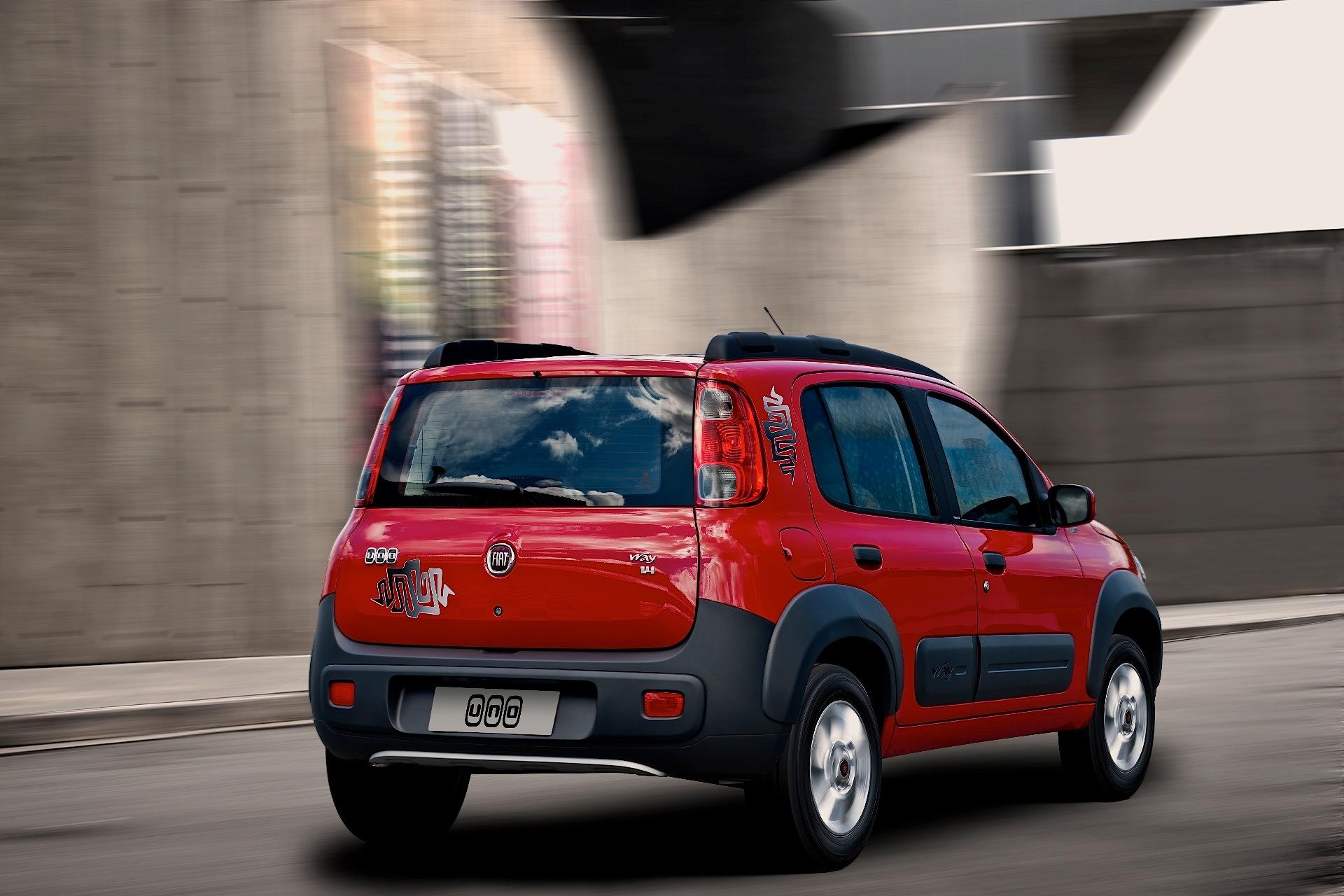 Fiat Uno - 2010  2011  2012  2013  2014  2015  2016