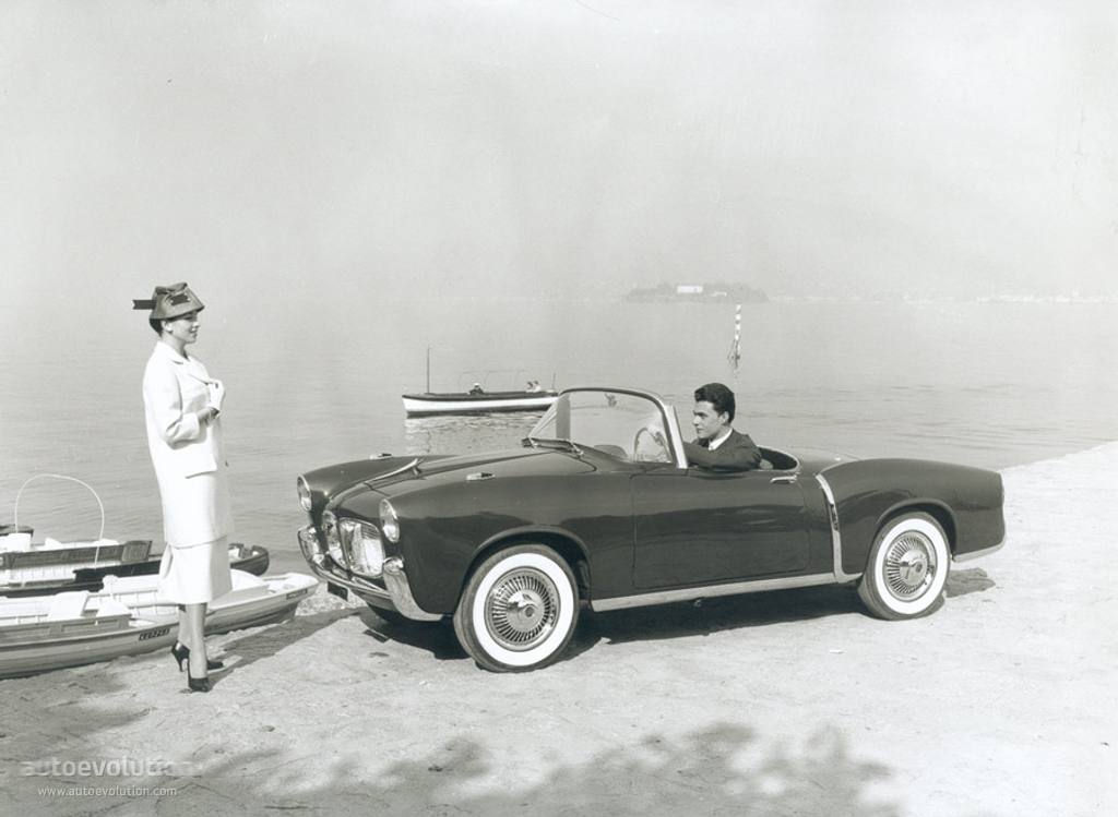 Cars For Sale Europe >> FIAT 1100 TV Spider specs & photos - 1955, 1956, 1957, 1958, 1959, 1960 - autoevolution