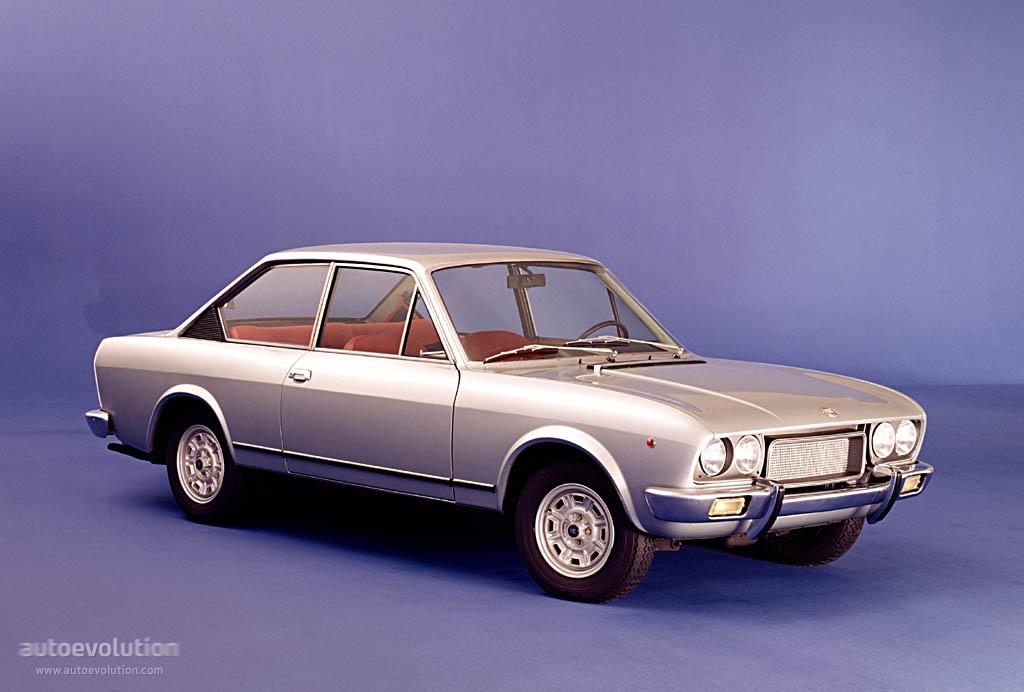 Fiat 124 sport coupe bc specs 1969 1970 1971 1972 autoevolution - 1969 fiat 124 sport coupe for sale ...