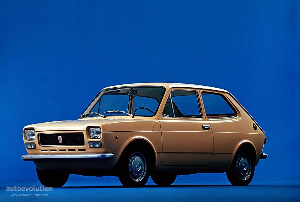 FIAT 127 specs & photos - 1971, 1972, 1973, 1974, 1975, 1976, 1977 - autoevolution