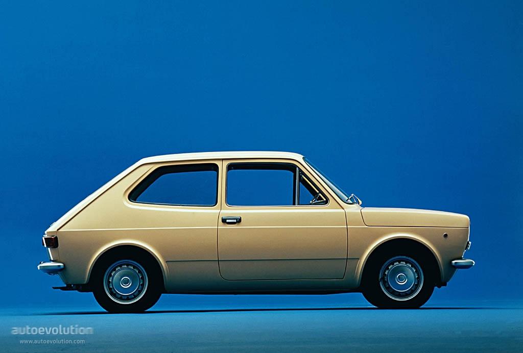 Fiat 127 1971 1972 1973 1974 1975 1976 1977