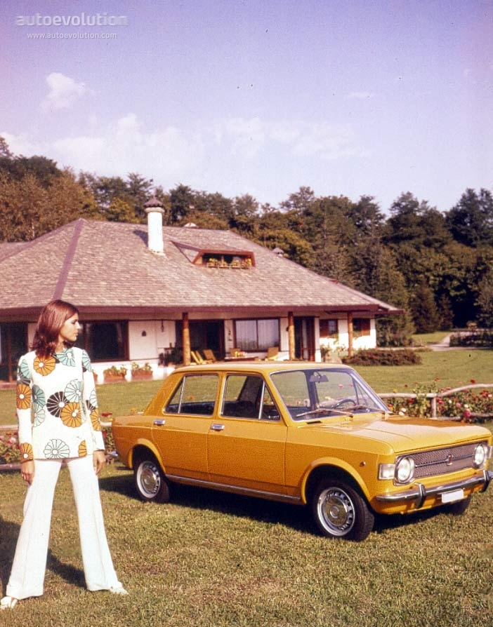 Fiat 128 Saloon Specs Amp Photos 1969 1970 1971 1972