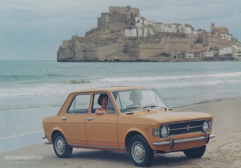 Fiat Saloon