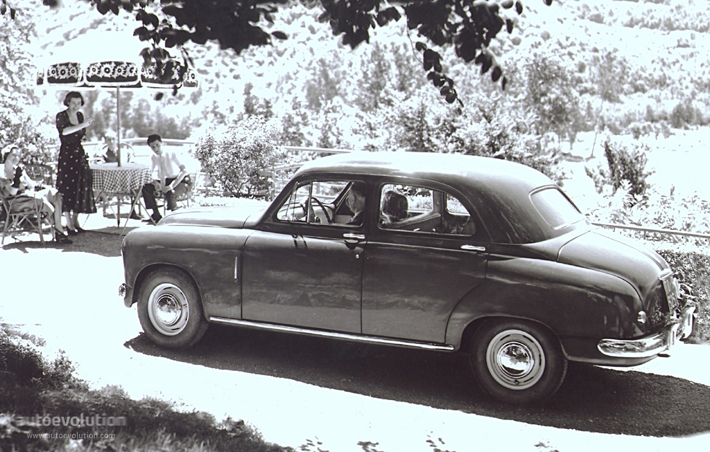 Once Driven Reviews >> FIAT 1400 specs - 1950, 1951, 1952, 1953, 1954 - autoevolution