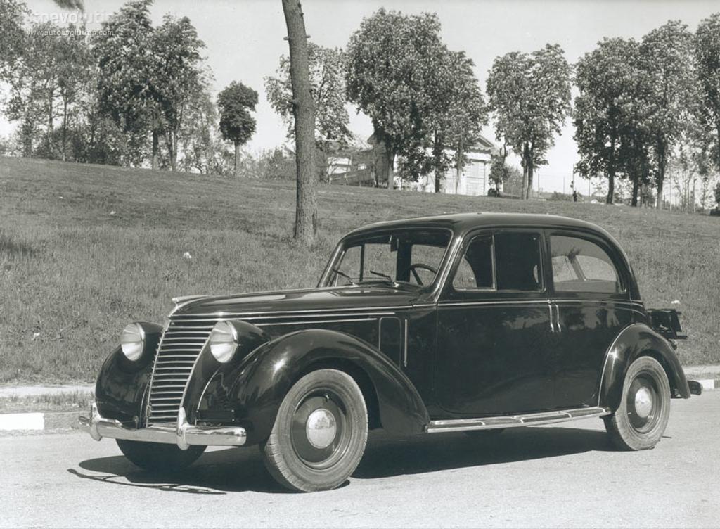 Fiat 1500 C 1940 1941 1942 1943 Autoevolution