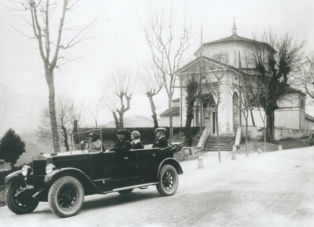 Fiat 503 Torpedo Specs 1926 1927 Autoevolution