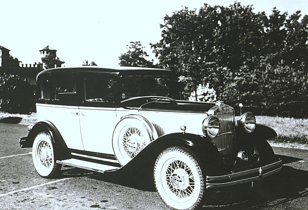 FIAT 522 C (1931 - 1933)
