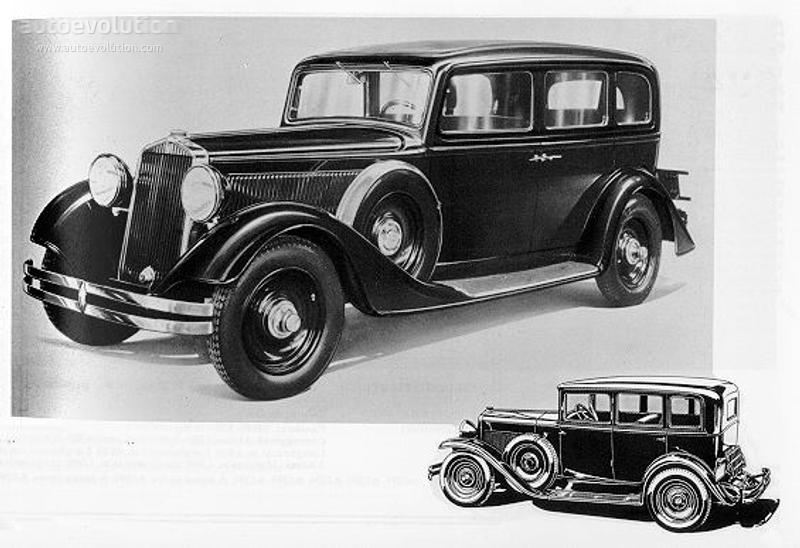 Warsaw Buick Gmc >> FIAT 524 C - 1931, 1932, 1933, 1934 - autoevolution