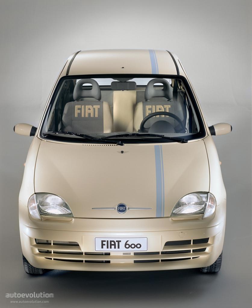 Fiat 600 Specs 2005 2006 2007 Autoevolution