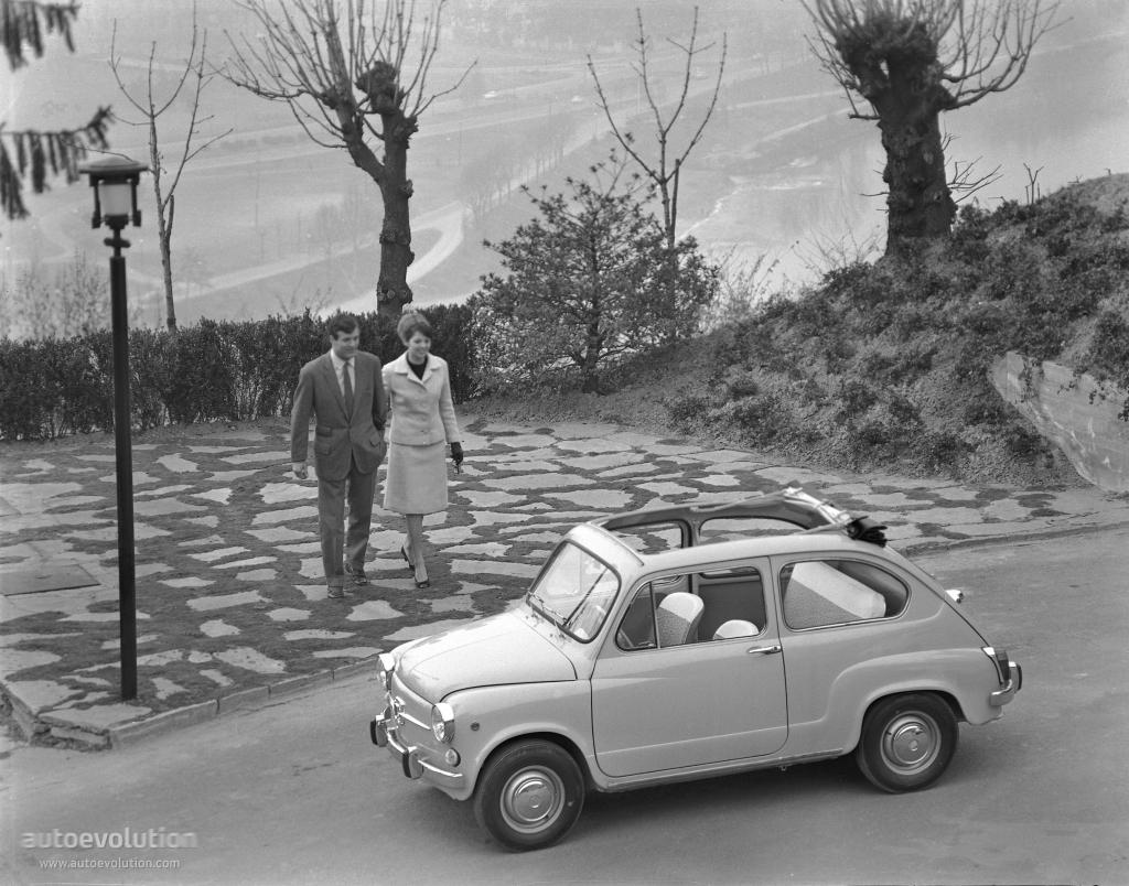 Fiat 600 D Specs Amp Photos 1964 1965 1966 1967 1968 1969 Autoevolution