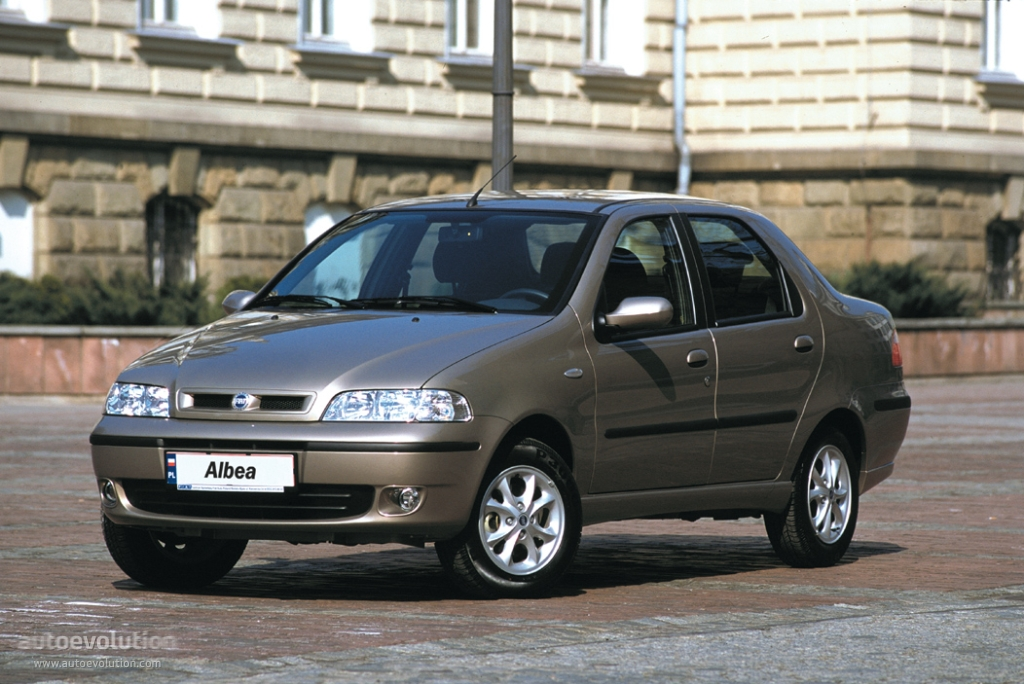 Fiat Albea Siena Specs 2002 2003 2004 2005