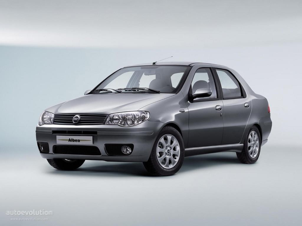 Fiat Albea Siena Specs 2005 2006 2007 2008 2009 2010 2011 2012 Autoevolution