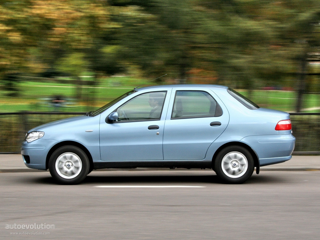 FIAT Albea/Siena specs & photos - 2005, 2006, 2007, 2008, 2009, 2010, 2011, 2012 - autoevolution