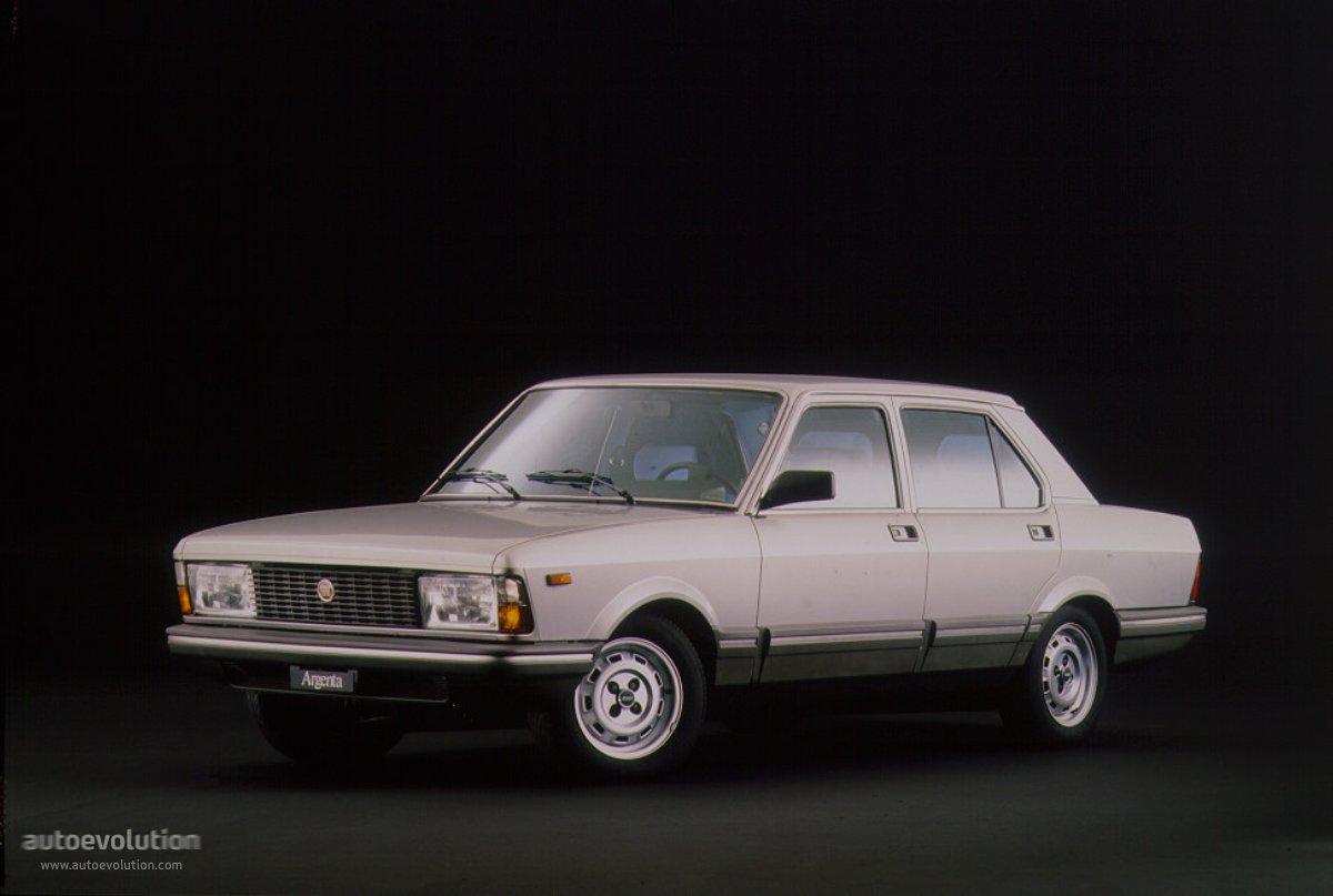 FIAT Argenta specs & photos - 1981, 1982, 1983 - autoevolution
