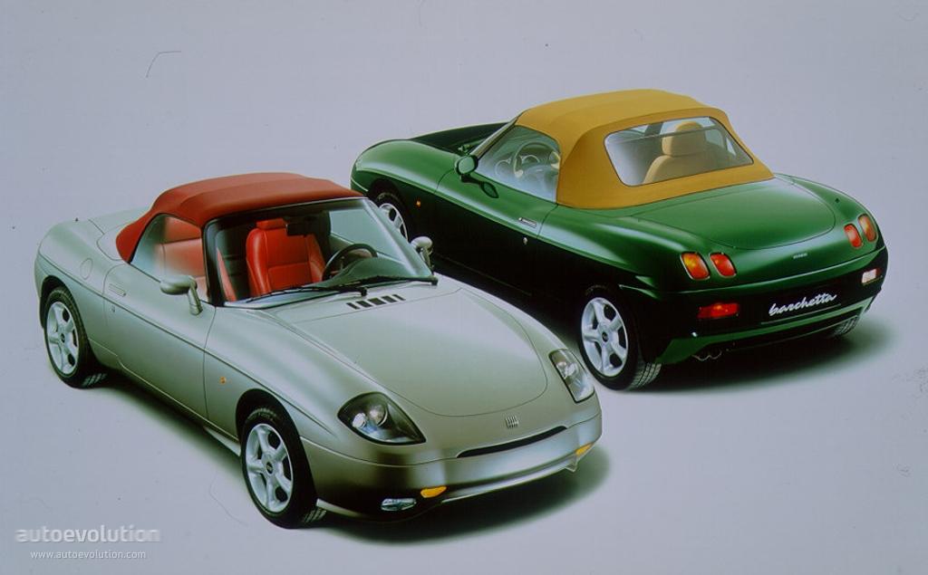 Fiat Barchetta Specs 1995 1996 1997 1998 1999 2000