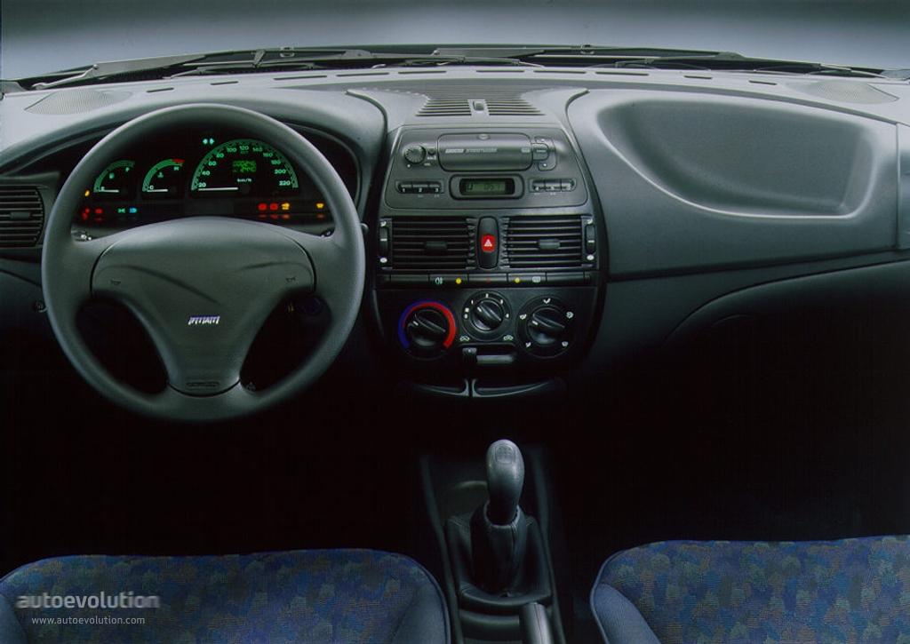 Fiat Brava Specs Amp Photos 1995 1996 1997 1998 1999