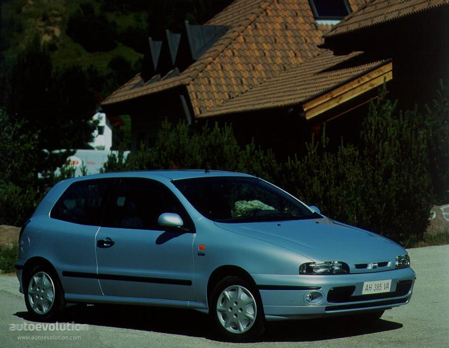 FIAT Bravo specs - 1995, 1996, 1997, 1998, 1999, 2000 ...
