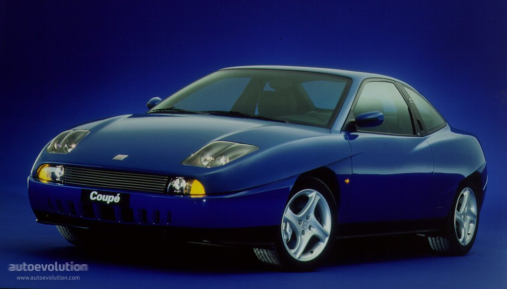 Fiat Coupe 1994 1995 1996 1997 1998 1999 2000