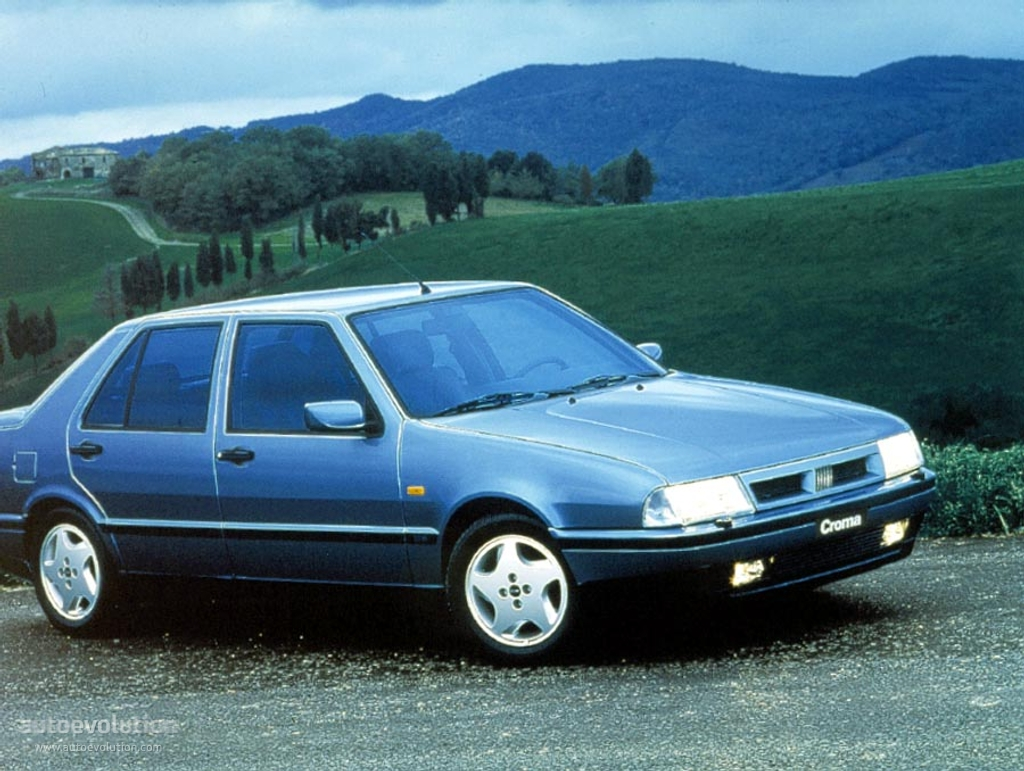 Fiat Croma 1991 1992 1993 1994 1995 1996