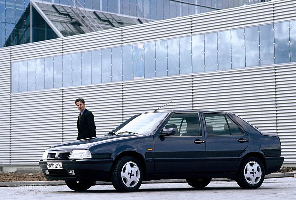 FIAT Croma - 1991, 1992, 1993, 1994, 1995, 1996 ...