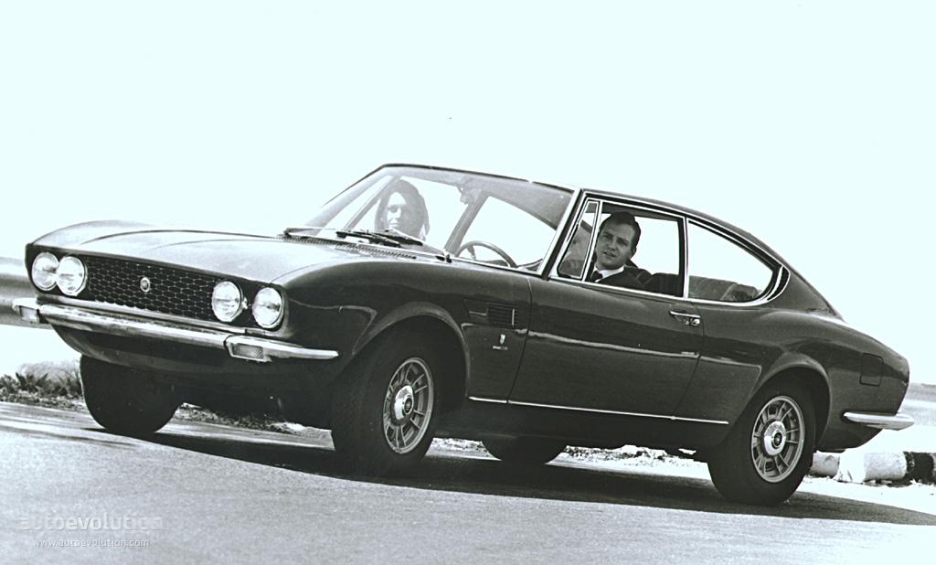 fiat dino coupe 1967 1968 1969 1970 1971 1972 autoevolution. Black Bedroom Furniture Sets. Home Design Ideas