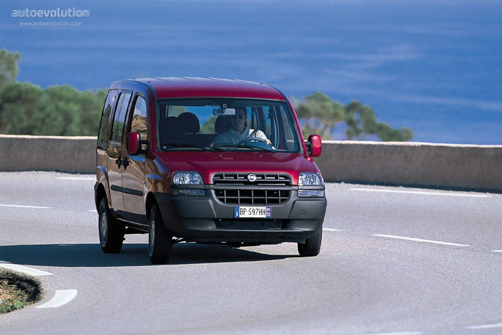 Fiat Doblo Specs Photos 2001 2002 2003 2004 Autoevolution