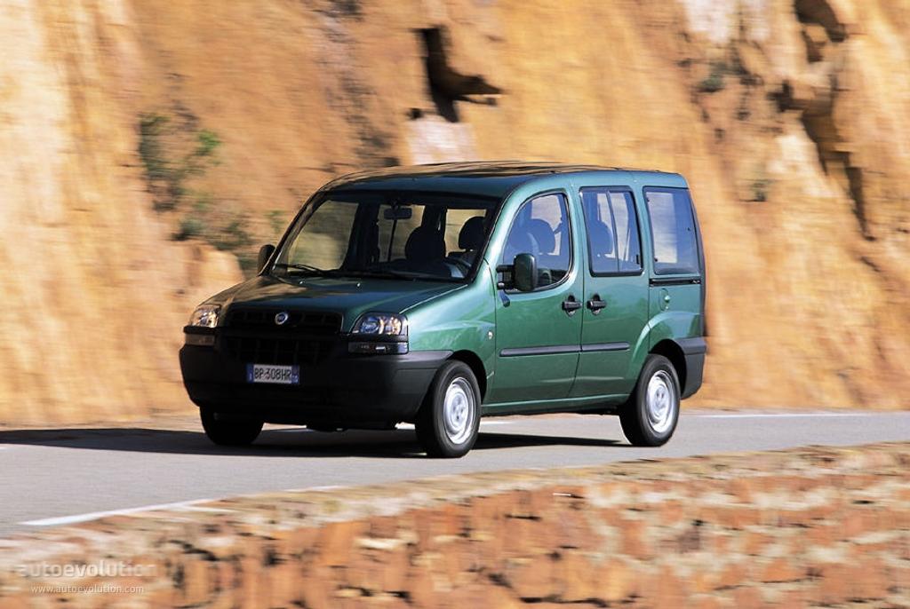 Fiat Doblo Specs Photos 2001 2002 2003 2004 Autoevolution
