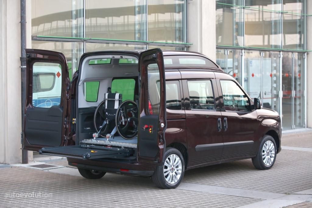 The new fiat doblo 2014 2015 car tuning - Fiat Doblo Specs 2010 2011 2012 2013 2014 2015