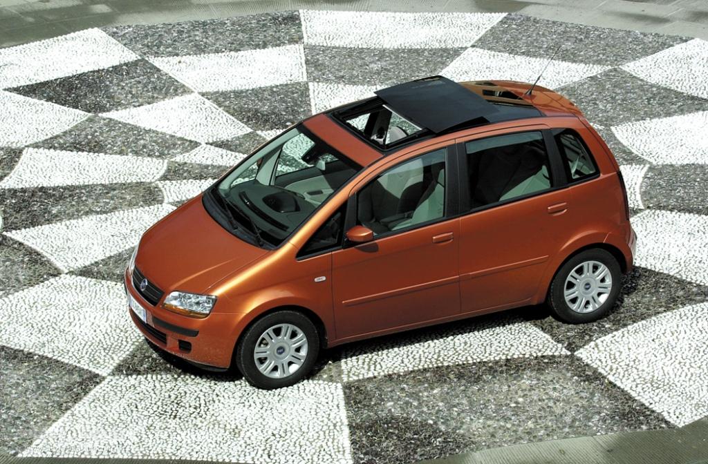 Fiat idea specs 2003 2004 2005 2006 2007 2008 2009 for Fiat idea 2009 precio