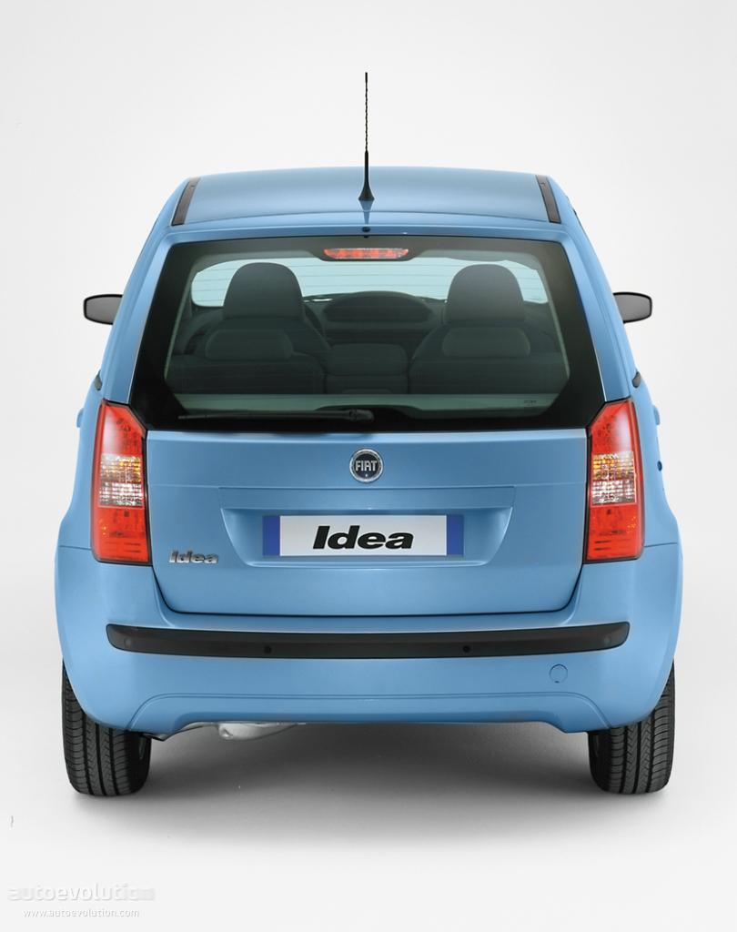 Fiat idea specs 2003 2004 2005 2006 2007 2008 2009 for Fiat idea 2006 full 1 8