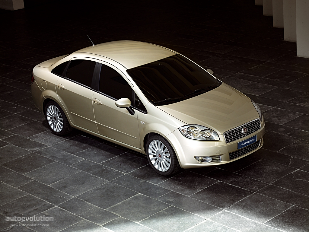 FIAT Linea specs & photos - 2006, 2007, 2008, 2009, 2010 ...