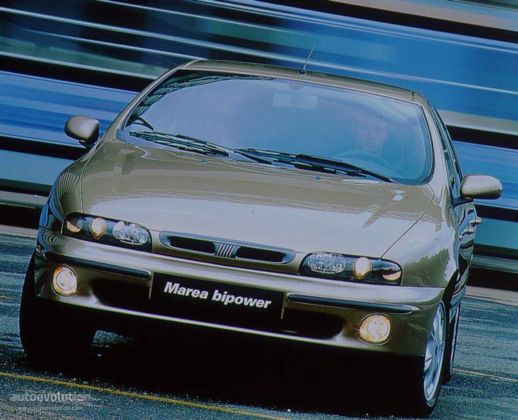 Fiat Marea Specs 1996 1997 1998 1999 2000 2001